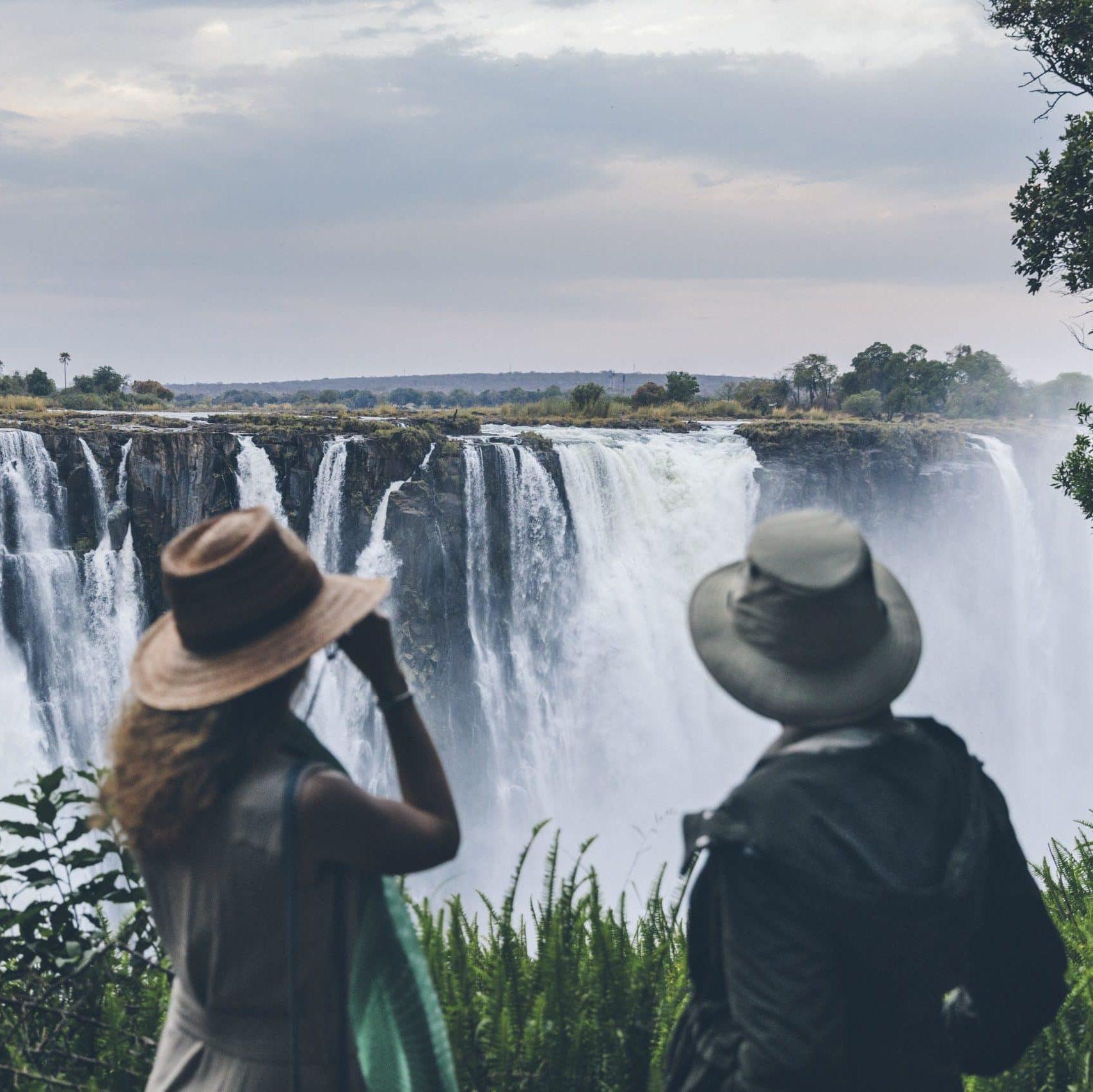 Zimbabwe. VFA, Victoria Falls, Matetsi